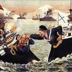 «Японская» репетиция мировой войны против России
