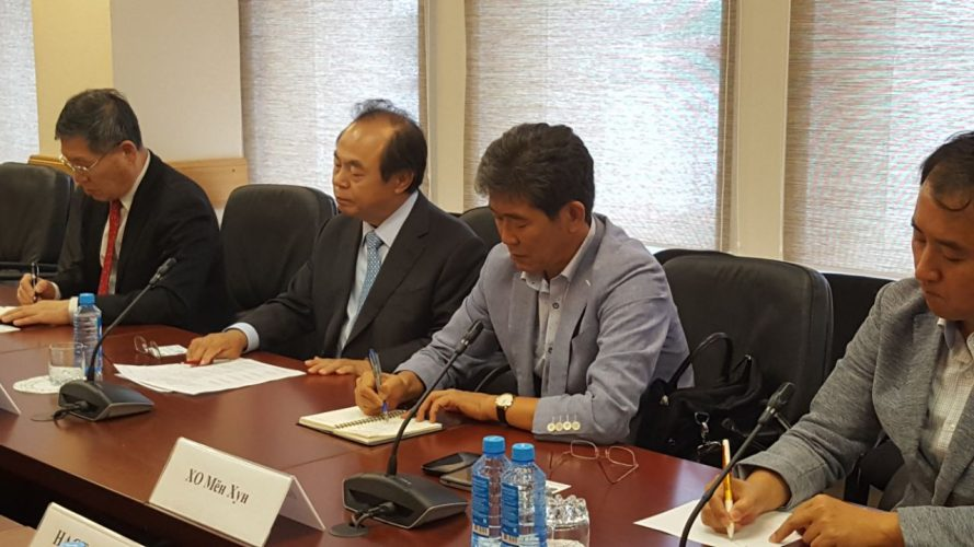 Экс-министр морского транспорта и рыбной промышленности Южной Кореи рассказал о перспективах сотрудничества с Дальним Востоком России