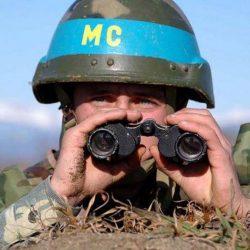 В Приднестровье началась ротация российских миротворцев