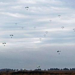Около 2 тыс. десантников Уссурийской бригады забросят в тыл условного противника