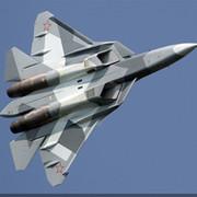 Новый истребитель пятого поколения Т-50 ПАК ФА