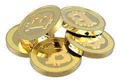 Рост цены за биткоин подстегивает «криминальная экономика»