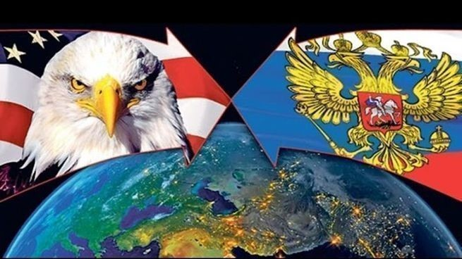 Геополитический расклад и роль в нем России