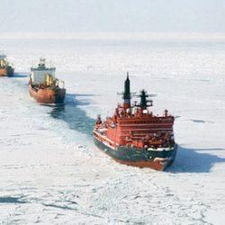Китай будет бороться с Россией за Северный морской путь