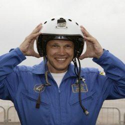 Летчик-испытатель Т-50 ПАК ФА