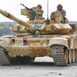 Россия начала поставки танков Т-90С во Вьетнам