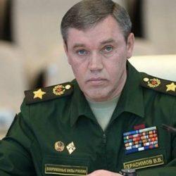 Генштаб назвал военачальников, наиболее отличившихся в Сирии