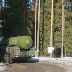 Минобороны РФ сообщило о 12 запланированных на 2018 год пусках межконтинентальных ракет