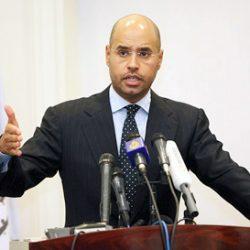 Сын Муаммара Каддафи намерен баллотироваться на пост президента Ливии