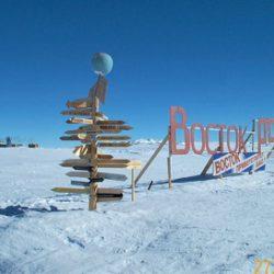 На антарктической станции Восток возобновились работы на скважине над реликтовым озером