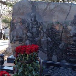 Во Владивостоке бойцы Росгвардии почтили память погибших четыре года назад товарищей