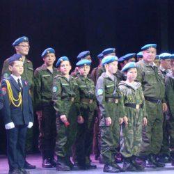 30-летие военно-патриотического клуба БОЕЦ отметили в Уссурийске