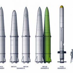 Новая ракета для «Искандера»
