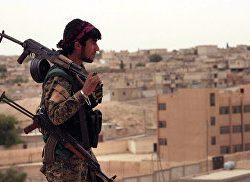 """Коалиция США приступила к созданию """"сил безопасности границы"""" в Сирии"""