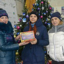 Новогодние катания организовали для детей сотрудников и военнослужащих Росгвардии во Владивостоке