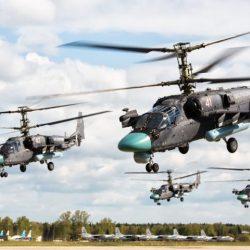 Российские военные анонсировали заказ 114 новых боевых вертолетов Ка-52