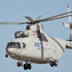 Начата сборка нового варианта легендарного Ми-26 - Ми-26Т2В