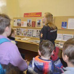 День открытых дверей провели в Управлении Росгвардии по Приморскому краю