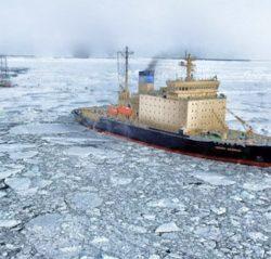 Ставка на «Шелковый путь» Арктики РФ: СМИ Запада назвали риски Севморпути