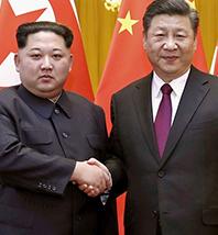 Визит в Китай как часть внешнеполитической стратегии КНДР