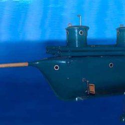 Как начинался русский подводный флот