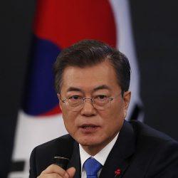 СМИ: рейтинг президента Южной Кореи превысил 70% на фоне встречи с лидером КНДР