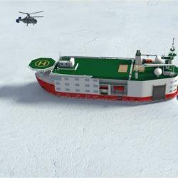 Масштабный проект: Россия строит в Арктике «Северный полюс»