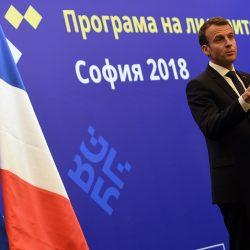 Макрон заявил, что выход США из ядерной сделки может пойти на пользу компаниям РФ и Китая