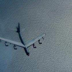 CNN: США изменили маршрут двух боевых самолетов в районе Корейского полуострова