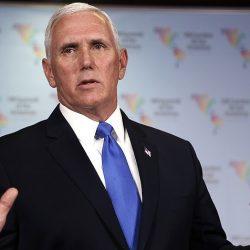 Вице-президент США не исключил, что Трамп может отказаться от встречи с Ким Чен Ыном
