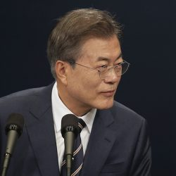 Мун Чжэ Ин подтвердил приверженность Ким Чен Ына денуклеаризации Корейского полуострова