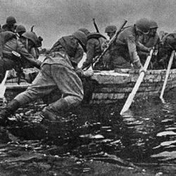 Героическая и трагическая битва за Днепр