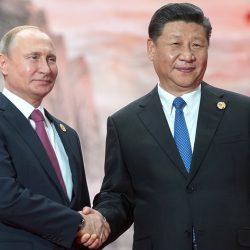МИД КНР: визит Путина внес новый вклад в развитие отношений между Китаем и Россией