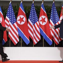 Исторический саммит: как прошла встреча Трампа и Кима в Сингапуре