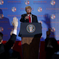 Трамп считает, что Иран скоро вернется к переговорам по своей ядерной программе