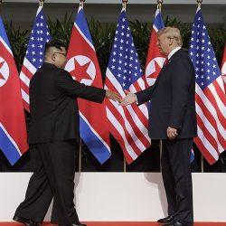 Ким Чен Ын заявил, что США и КНДР прекратят враждебные военные действия