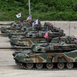 AFP: военные маневры США и Южной Кореи приостановили на неопределенный срок
