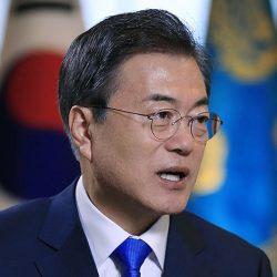 Мун Чжэ Ин: от сотрудничества Южной Кореи, КНДР и РФ выиграет вся Евразия