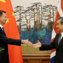 """Свободная торговля и """"японская жена"""". Как прошел визит главы МИД Британии в Китай"""