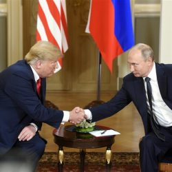Д.Трамп и В.Путин договорились усилить сотрудничество по Сирии и в борьбе с терроризмом