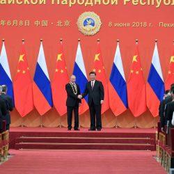 Визит Владимира Путина в Китай: стратегический союз и прорыв в будущее