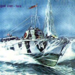 Торпедные катера времён  Великой Отечественной войны