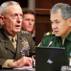Новая серия контактов РФ и США: «Бешеный пёс» Пентагона настроился на Шойгу