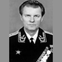 Контр-адмирал  Митрофанов Феликс Александрович