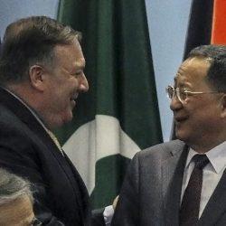 Помпео передал в Сингапуре послание Трампа для Ким Чен Ына