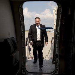 Помпео может снова посетить Пхеньян