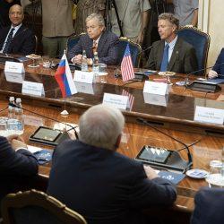 Американский сенатор Рэнд Пол в Москве анонсировал встречу парламентариев