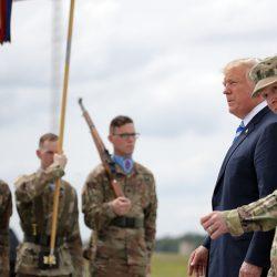 Трамп подписал оборонный бюджет на 2019 финансовый год