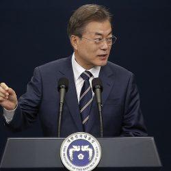 СМИ: Южная Корея направит в КНДР спецпосланника для подготовки к саммиту