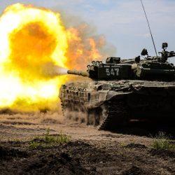 Огненная карусель: Для чего Россия сменила тактику применения танков